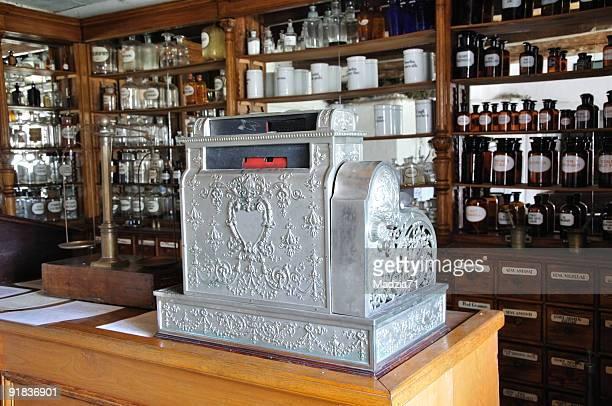 Cash register - vintage pharmacy
