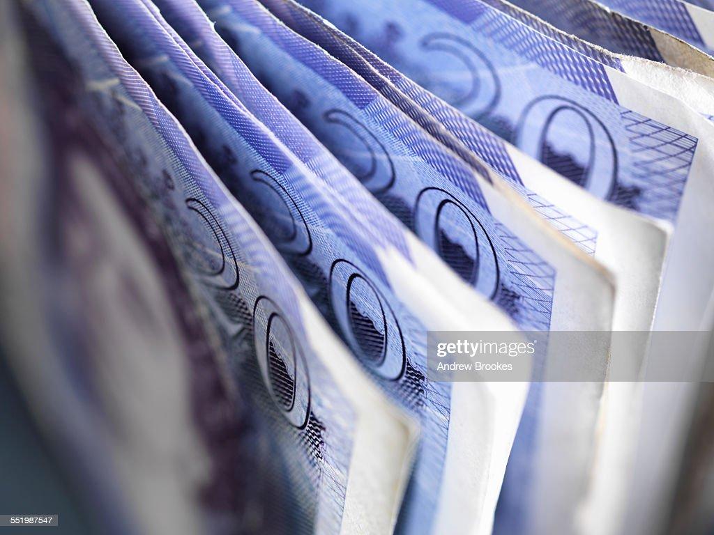 Cash savings : Stock Photo