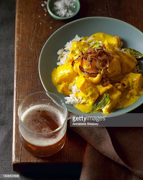 Cashew Coconut and Pumpkin Curry