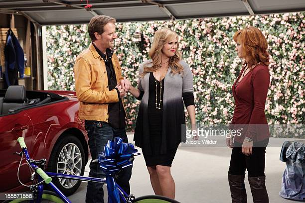COUNTRY 'Cash's Car' Reba is angered when exhusband Bobby arrives for Cash's birthday and gives him a brand new sports car knowing full well that...