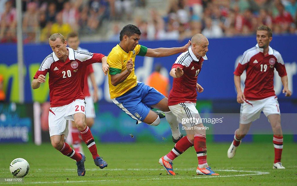 Brazil v Denmark - International Friendly