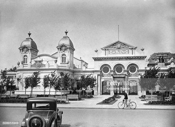 Casino de La Baule France circa 1930