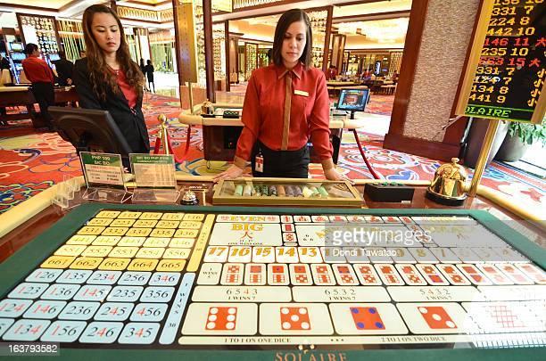 Solaire casino dealer requirements