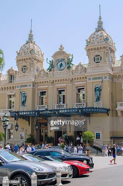 Casino Monte Carlo in Monaco