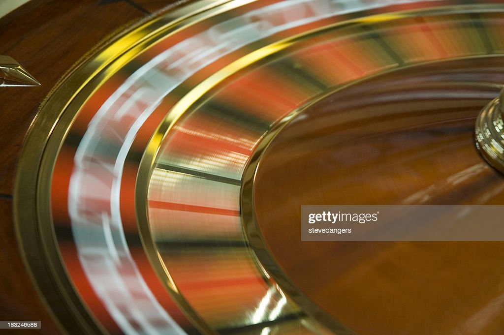 Roulette del Casinò : Foto stock