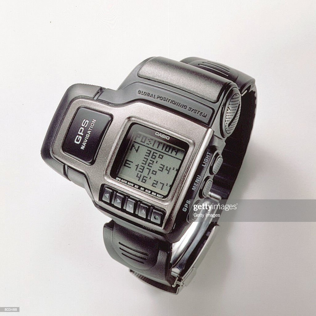 Casio announce the world's first wristwatch with a builtin Global Positioning System in January 1999 The Casio Global Positioning System watch picks...