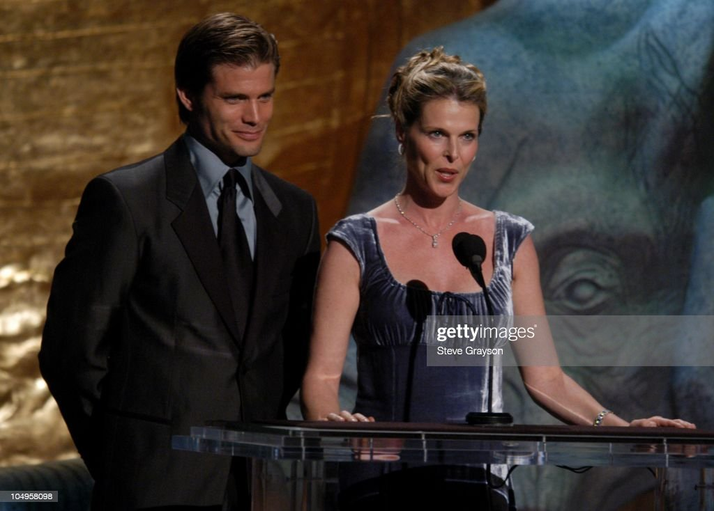 <a gi-track='captionPersonalityLinkClicked' href=/galleries/search?phrase=Casper+Van+Dien&family=editorial&specificpeople=220662 ng-click='$event.stopPropagation()'>Casper Van Dien</a> and <a gi-track='captionPersonalityLinkClicked' href=/galleries/search?phrase=Catherine+Oxenberg&family=editorial&specificpeople=221417 ng-click='$event.stopPropagation()'>Catherine Oxenberg</a>. during The 17th Annual Genesis Awards - Show at The Beverly Hilton Hotel in Beverly Hills, California, United States.