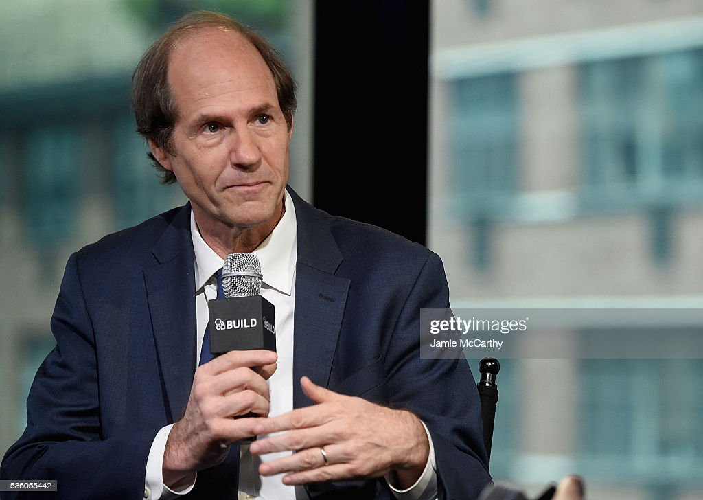 Cass Sunstein attends AOL Build Speaker Series - Cass Sunstein, 'The World According To Star Wars' at AOL Studios In New York on May 31, 2016 in New York City.