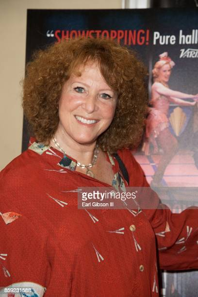Cass Warner attends the opening of 'Cagney' at El Portal Theatre on October 8 2017 in North Hollywood California
