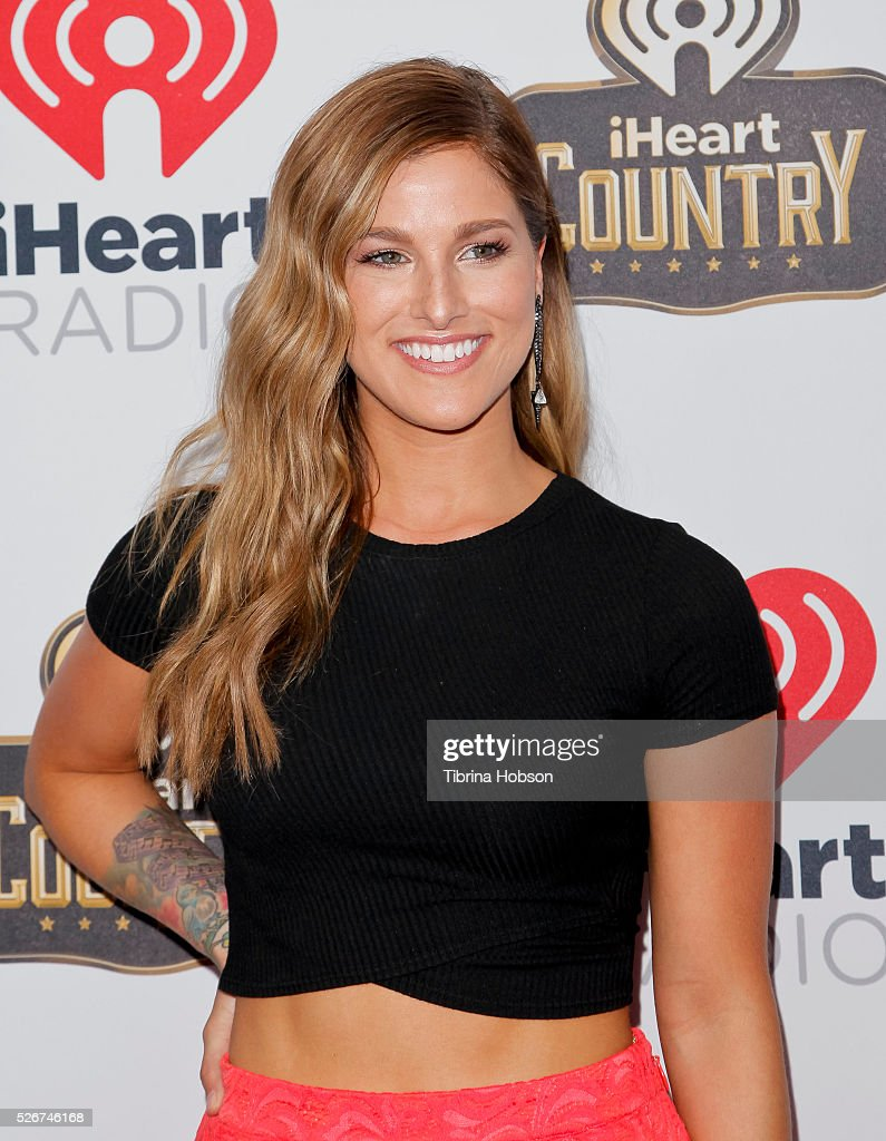Cassadee Pope attends the 2016 iHeartCountry Festival at The Frank Erwin Center on April 30, 2016 in Austin, Texas.