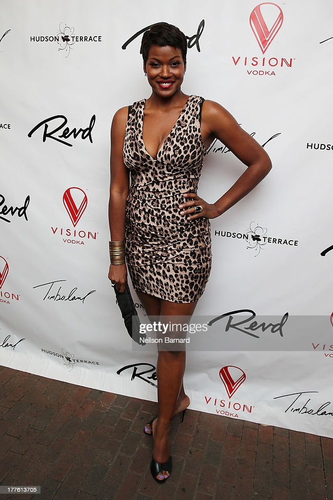 Timbaland's Pre-VMA Party at Hudson Terrace on August 24, 2013 in New York City.