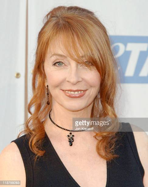 Cassandra Peterson during 25th Anniversary Gala for PETA and Humanitarian Awards Arrivals at Paramount Pictures in Hollywood California United States