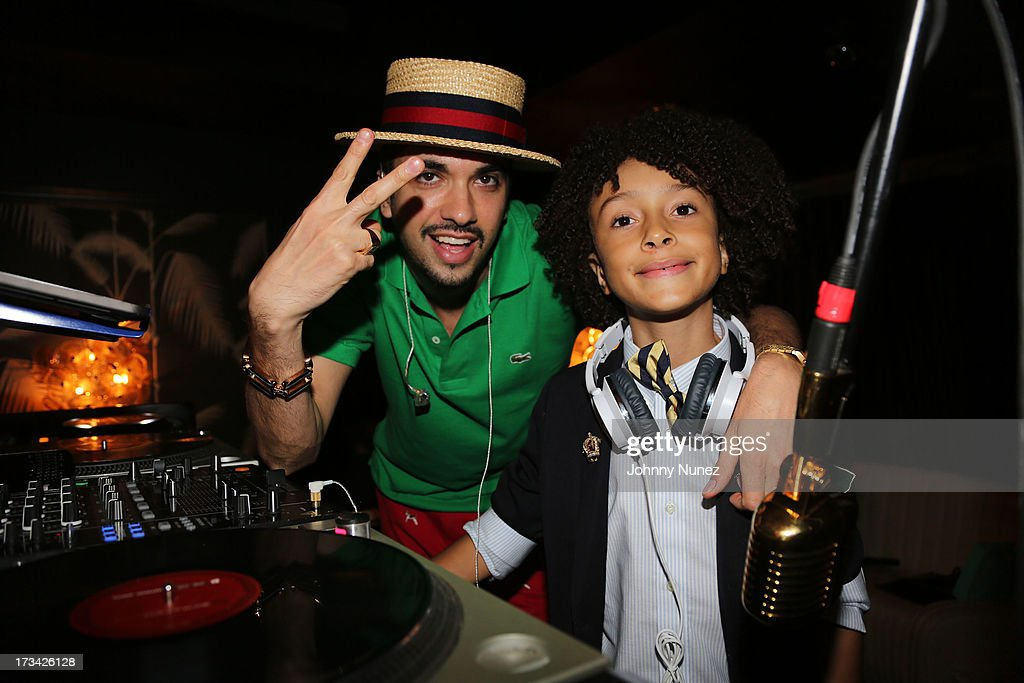 <a gi-track='captionPersonalityLinkClicked' href=/galleries/search?phrase=DJ+Cassidy&family=editorial&specificpeople=691457 ng-click='$event.stopPropagation()'>DJ Cassidy</a> and DJ Fulano attend DJ Fulano's 10th Birthday Bash at No. 8 on July 13, 2013 in New York City.