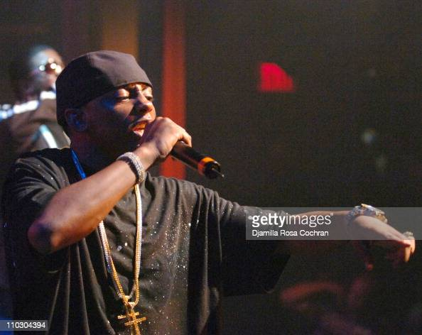 Cassidy attends AllHipHop Rebirth Finale Concert at the Nokia Theater on September 21 2007 in New York City