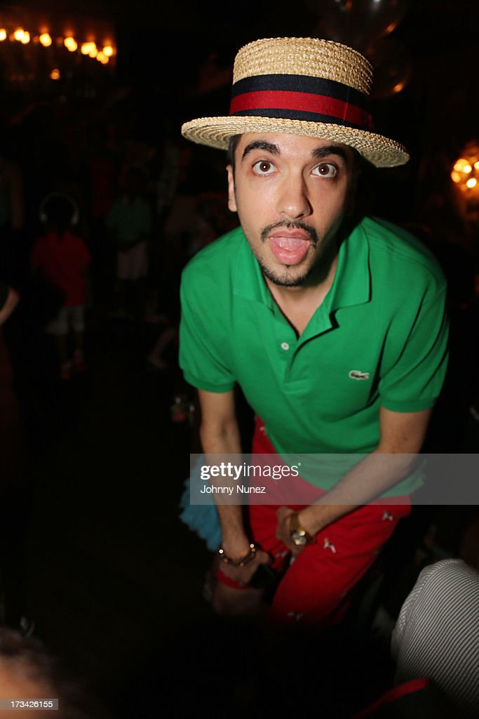 <a gi-track='captionPersonalityLinkClicked' href=/galleries/search?phrase=DJ+Cassidy&family=editorial&specificpeople=691457 ng-click='$event.stopPropagation()'>DJ Cassidy</a> attends DJ Fulano's 10th Birthday Bash at No. 8 on July 13, 2013 in New York City.