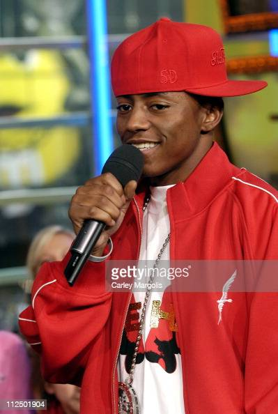 Cassidy during Cassidy Visits MTV's 'TRL' May 3 2005 at MTV Studios in New York City New York United States