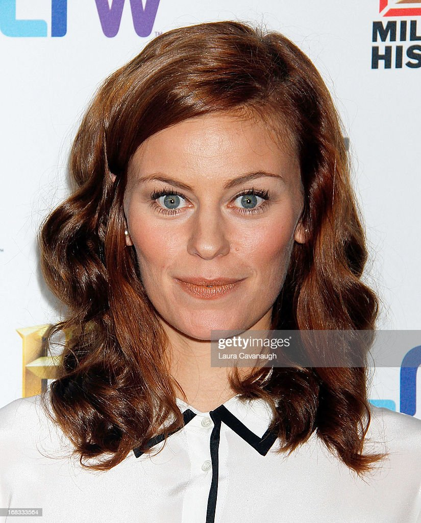 Cassidy Freeman attends A&E Networks 2013 Upfront at Lincoln Center on May 8, 2013 in New York City.