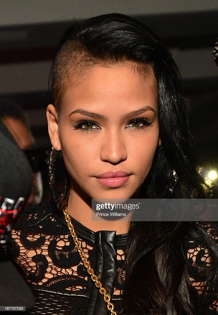 Cassie attends a party at Compound on April 28, 2013 in Atlanta, Georgia.