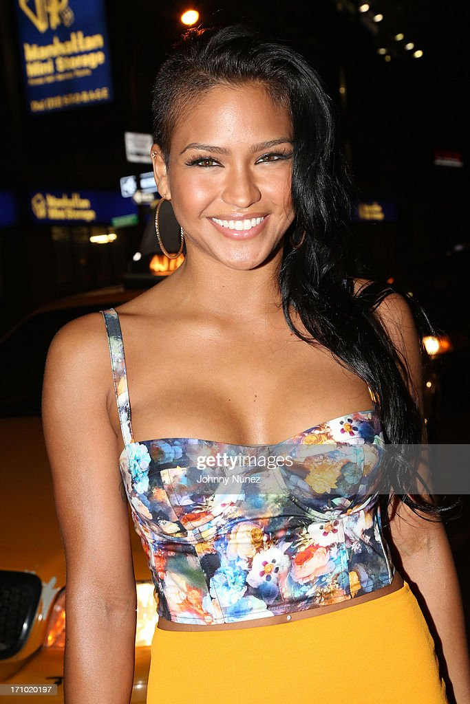 Cassie attends an evening hosted by Cassie at Greenhouse on June 20 2013 in New York City