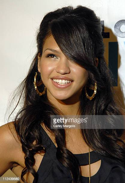 Cassie during Fall 2006 Issue Launch of Nylon Guys Magazine Hosted by Sean 'Diddy' Combs at Bungalow 8 in New York City New York United States