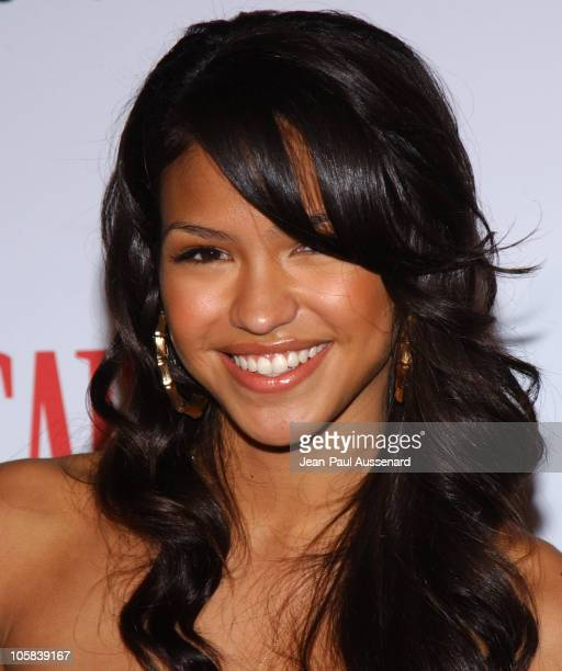 Cassie during Scarface E3 Party Arrivals in Los Angeles California United States