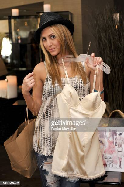 Cassie Scerbo attends Silver Spoon Presents Oscar Weekend Red Cross Event For Haiti Relief at Interior Illusions on March 3 2010 in West Hollywood...