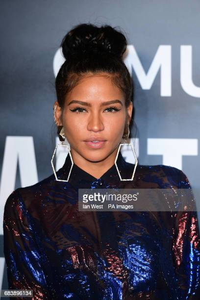 Cassie Ventura attending the Can't Stop Won't Stop A Bad Boy Story screening at the Curzon Mayfair Curzon Street London PRESS ASSOCIATION Photo...