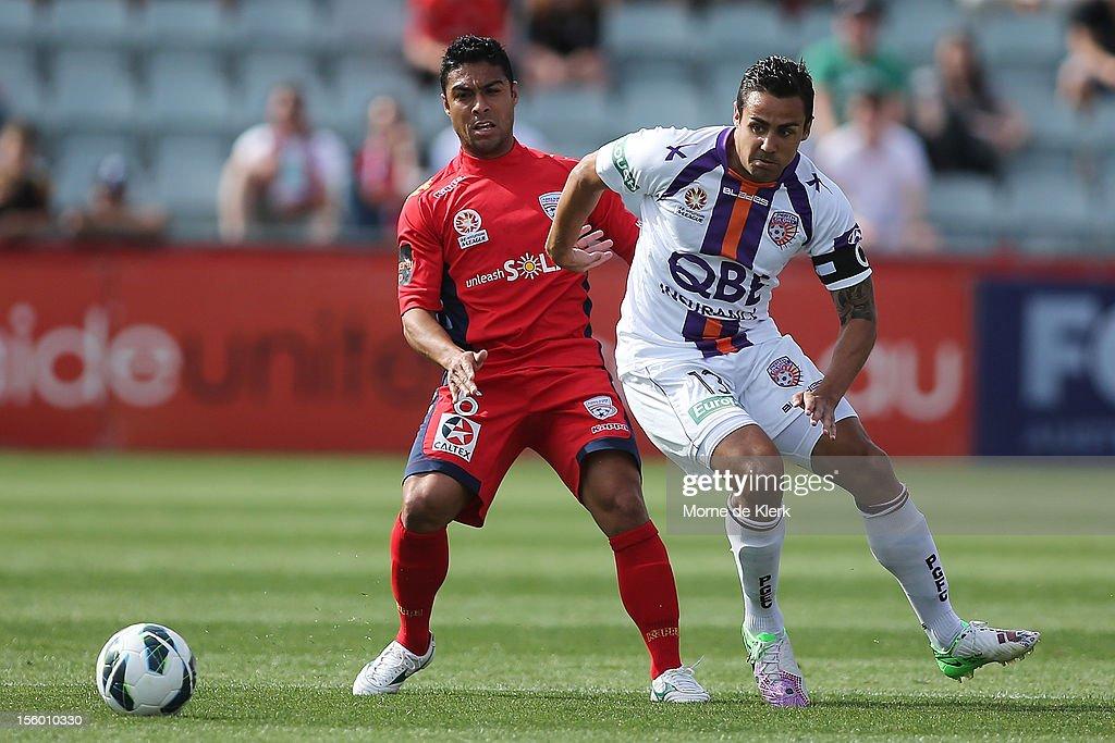 A-League Rd 6 - Adelaide v Perth