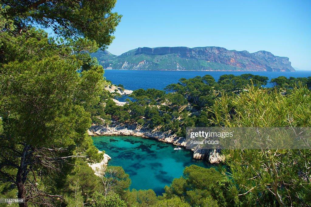 Cassis Calanque de Port Pin 110 et Baie de Cassis