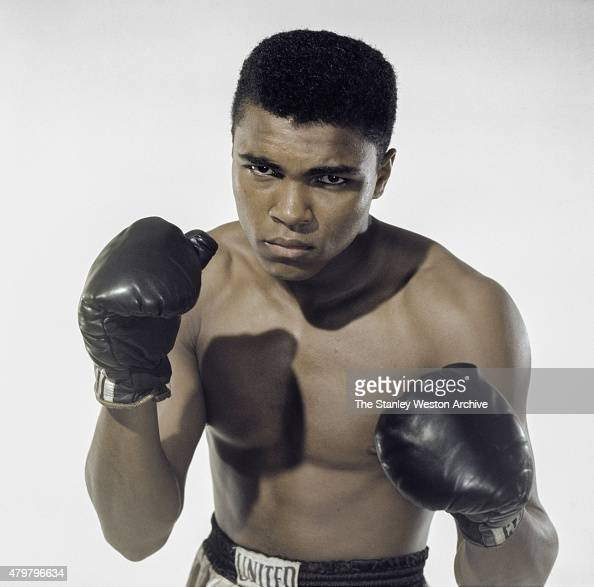 1964 – Cassius Clay changes his name to Muhammad Ali