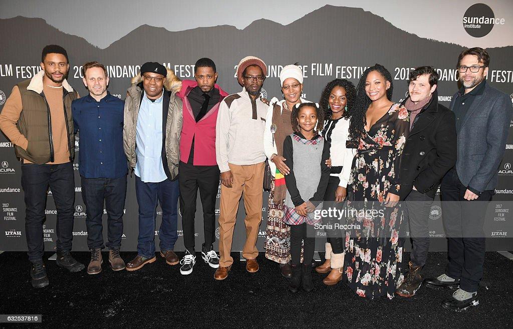 """Crown Heights"" Premiere - 2017 Sundance Film Festival"