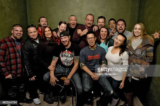 Resurrection cast and crew