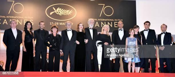 Cast and crew members Nabiha Akkari Mathieu Kassovitz Marianne Hoepfner JeanLouis Trintignant Isabelle Huppert director Michael Haneke Susi Haneke...