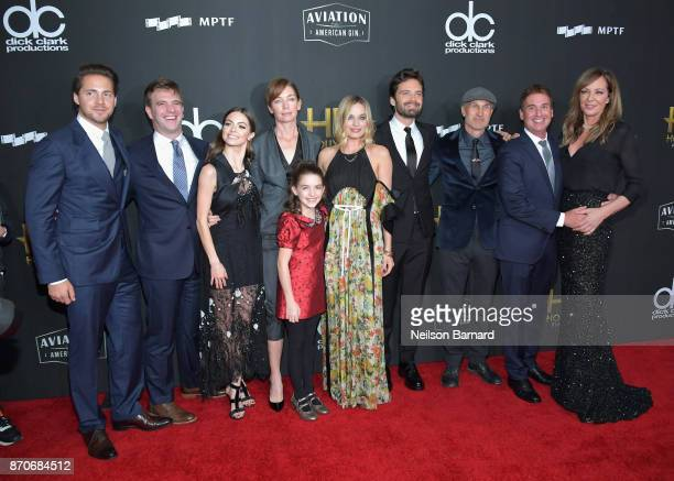 Cast and crew of 'I Tonya' attend the 21st Annual Hollywood Film Awards at The Beverly Hilton Hotel on November 5 2017 in Beverly Hills California