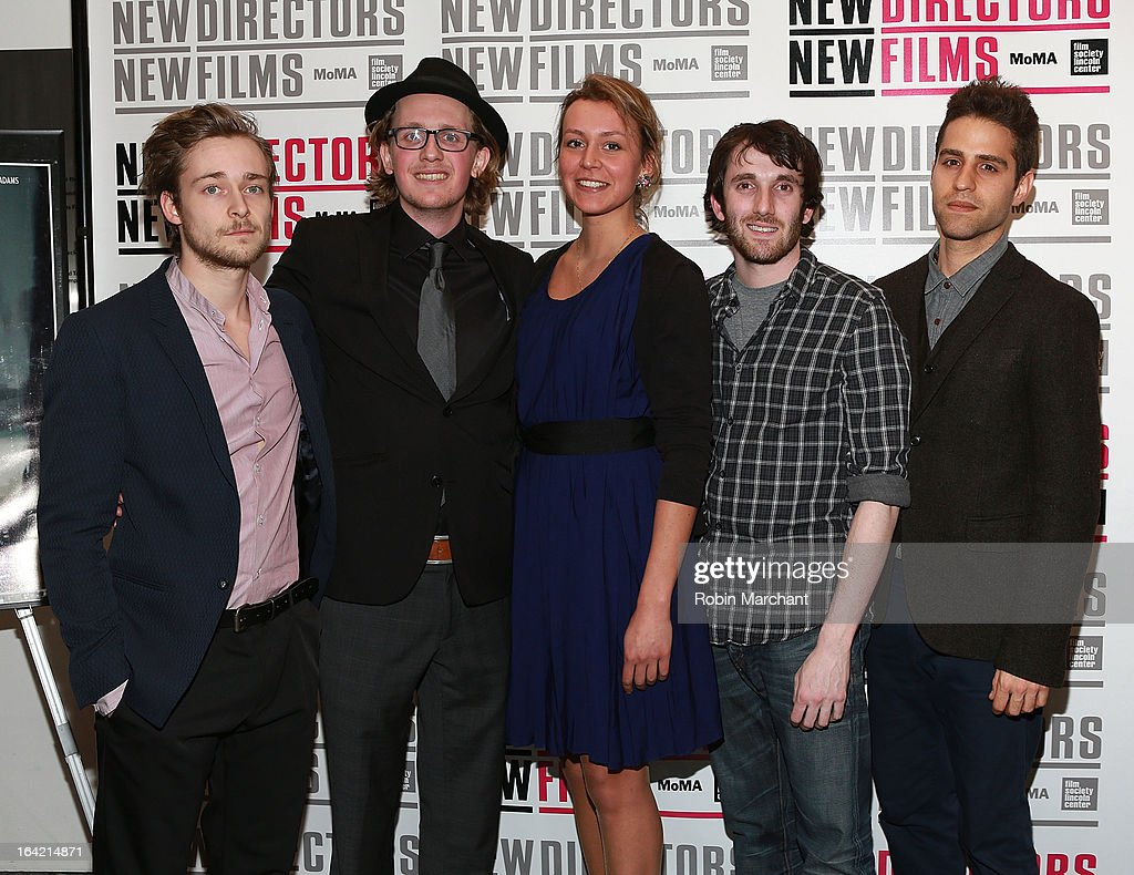 Cast and crew of 'South West' attend the New Directors/New Films 2013 Opening Night screening of 'Blue Caprice' at the Museum of Modern Art on March 20, 2013 in New York City.