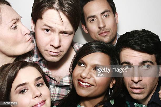 Cast Beth Grant Zoe Jarman Ike Barinholtz Mindy Kaling Ed Weeks and Chris Messina The second season of THE MINDY PROJECT premieres Tuesday Sept 17 on...