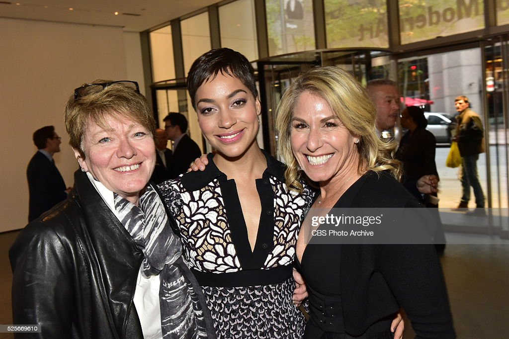 Cast, crew & executives gather to celebrate THE GOOD WIFEs critically acclaimed 7 season run with a finale party at the MOMA in New York City on April 28, 2016