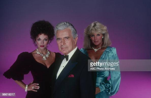 DYNASTY Cast Gallery Airdate August 31 1982 JOAN