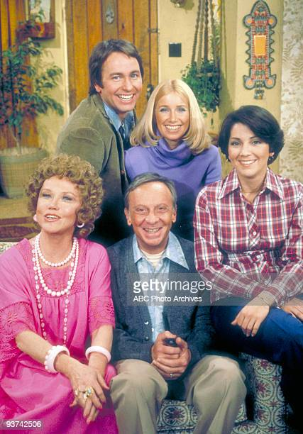 S COMPANY Cast gallery Pilot Season One 3/15/77 Pictured top row John Ritter Suzanne Somers and Joyce DeWitt played roommates and Audra Lindley and...
