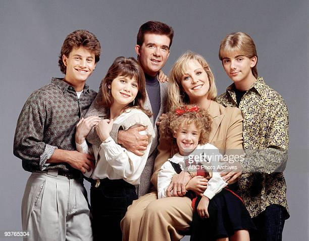 PAINS cast gallery Season Five 1/1/90 Kirk Cameron Tracey Gold Alan Thicke Ashley Johnson Joanna Kerns Jeremy Miller