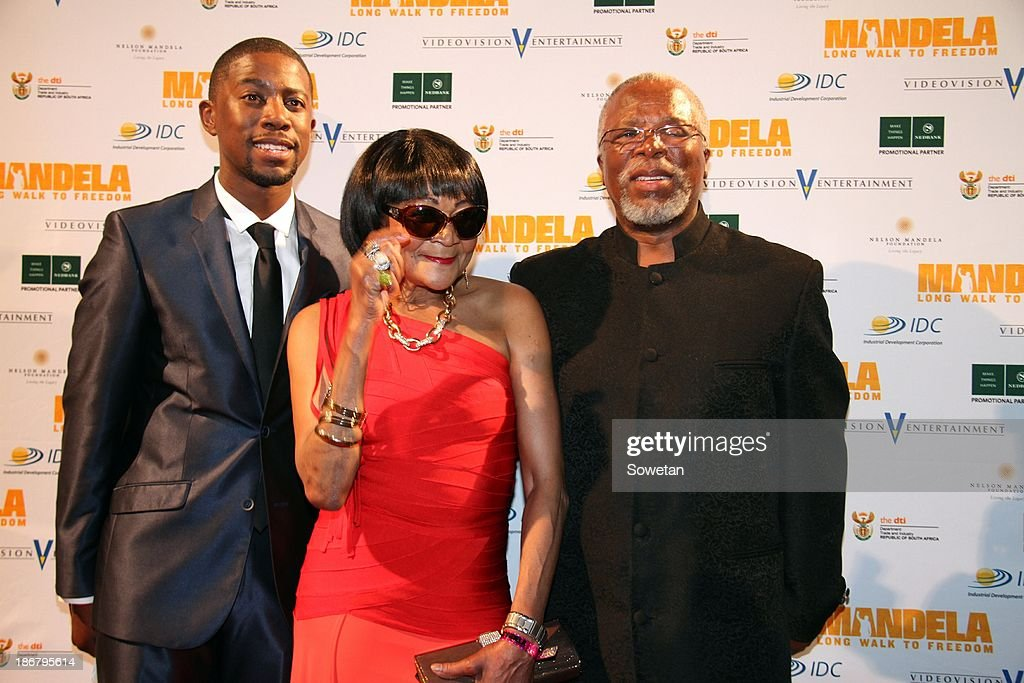 Mandela Long Walk To Freedom Cast