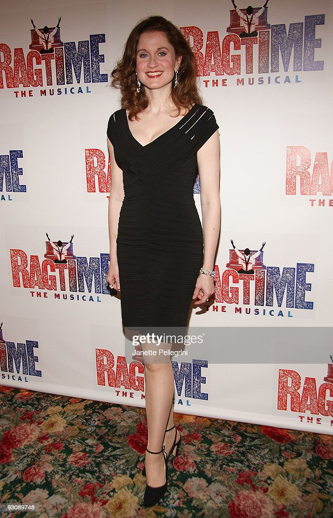 Cast member Christiane Noll attends the after party for the Broadway opening of 'Ragtime' at the Tavern On The Green on November 15, 2009 in New York City.