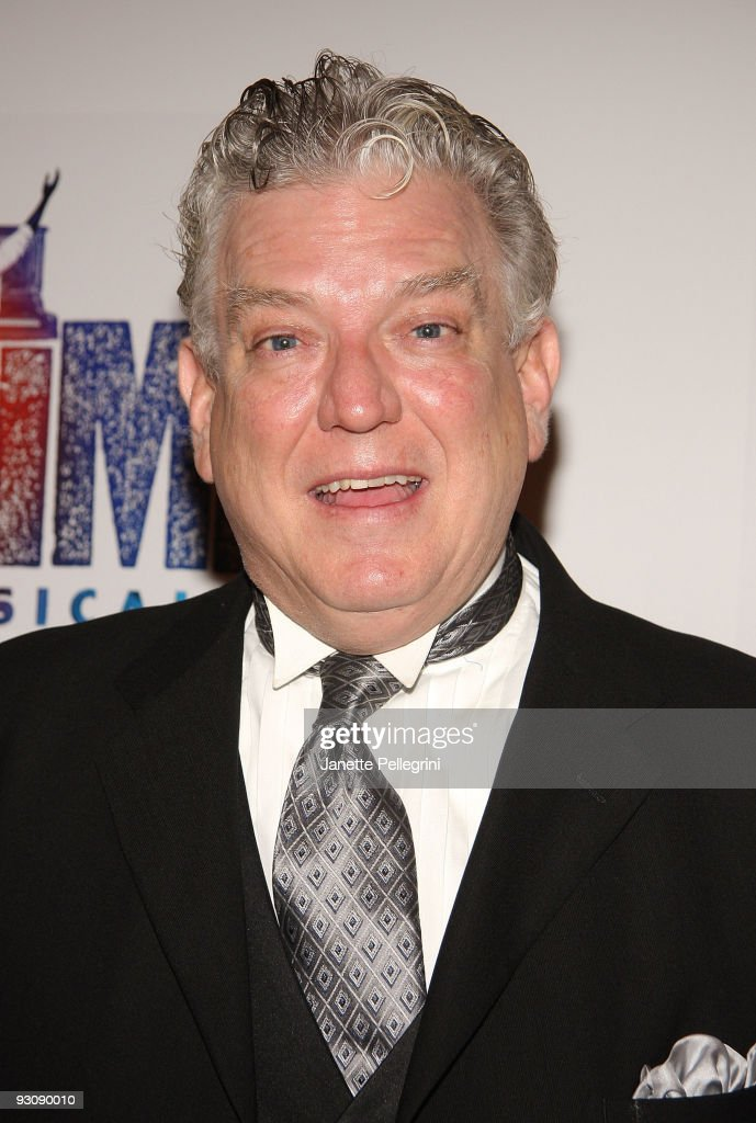 Cast member Dan Manning attends the after party for the Broadway opening of 'Ragtime' at the Tavern On The Green on November 15, 2009 in New York City.