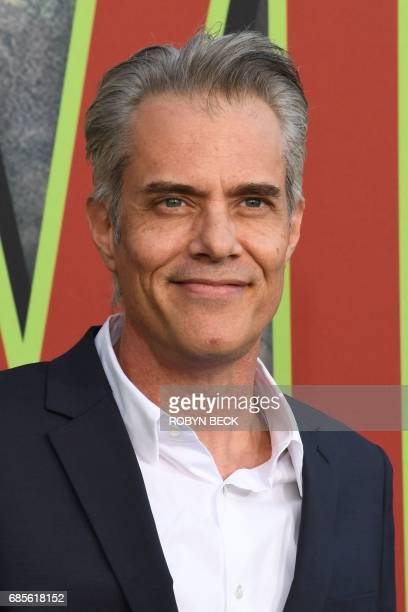 Cast member Dana Ashbrook attends the world premiere of the Showtime limitedevent series 'Twin Peaks' May 19 2017 at the Ace Hotel in Los Angeles...