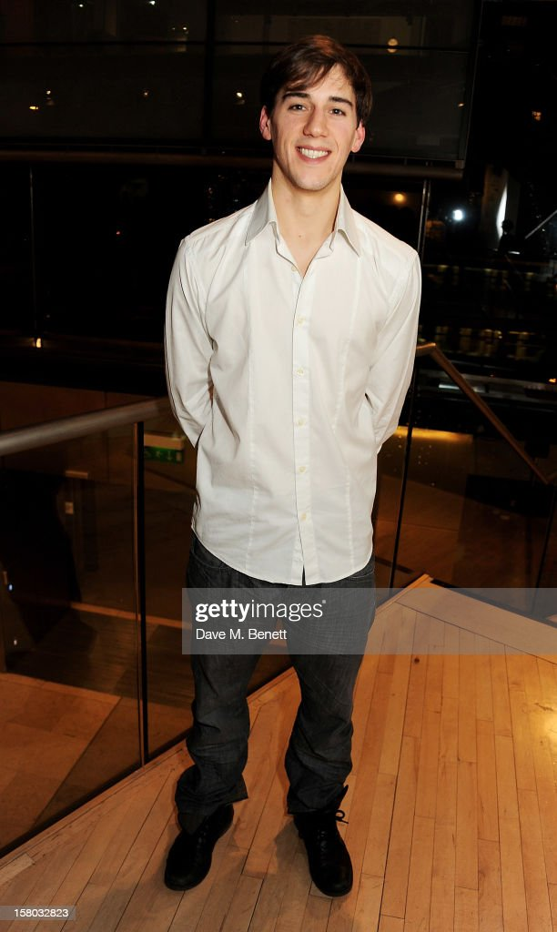 Cast member Dominic North attends an after party following the press night performance of Matthew Bourne's Sleeping Beauty at Sadler's Wells Theatre on December 9, 2012 in London, England.