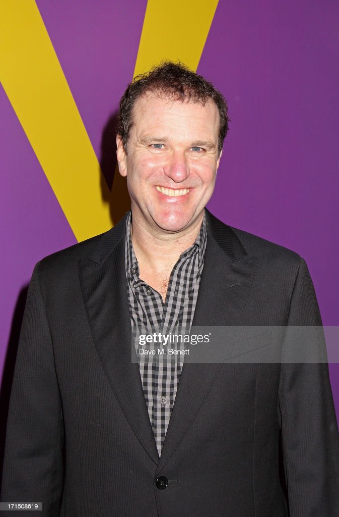 Cast member <a gi-track='captionPersonalityLinkClicked' href=/galleries/search?phrase=Douglas+Hodge&family=editorial&specificpeople=690764 ng-click='$event.stopPropagation()'>Douglas Hodge</a> attends an after party celebrating the press night performance of 'Charlie And The Chocolate Factory' at The Grand Connaught Rooms on June 25, 2013 in London, England.