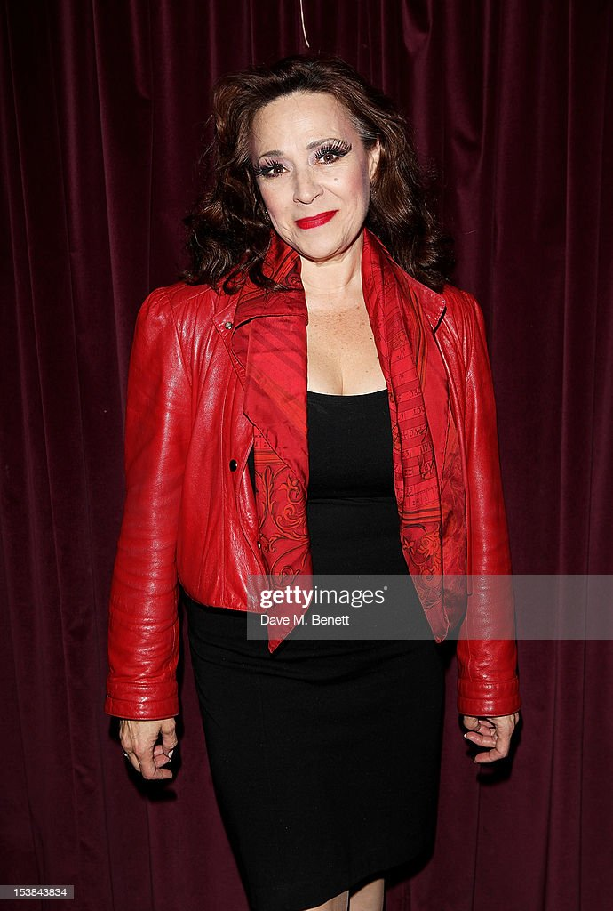 Cast member Harriet Thorpe attends an after party following the press night performance of 'Cabaret' at Cafe de Paris on October 9, 2012 in London, England.