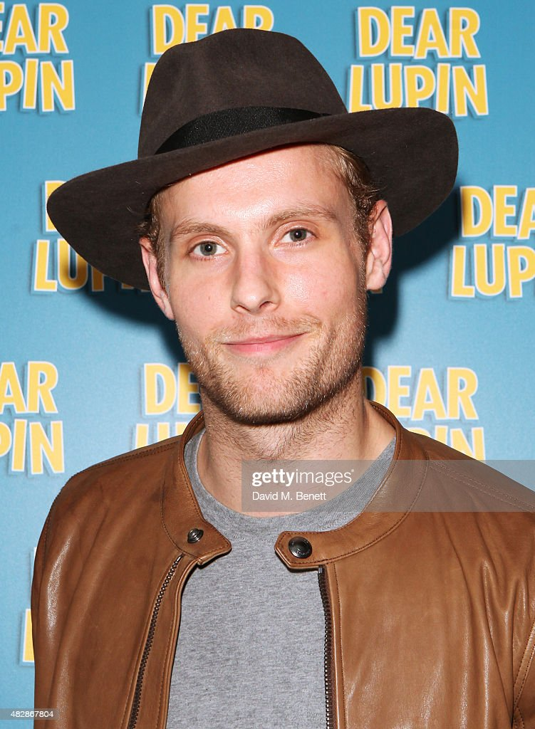 Cast member <b>Jack Fox</b> attends an after party following the press night <b>...</b> - cast-member-jack-fox-attends-an-after-party-following-the-press-night-picture-id482867804