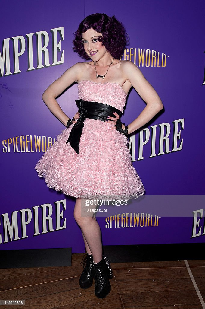 Cast member Lena Hall attends the 'Empire' Opening Night Curtain Call And After Party at 265 West 45th Street on May 31, 2012 in New York City.