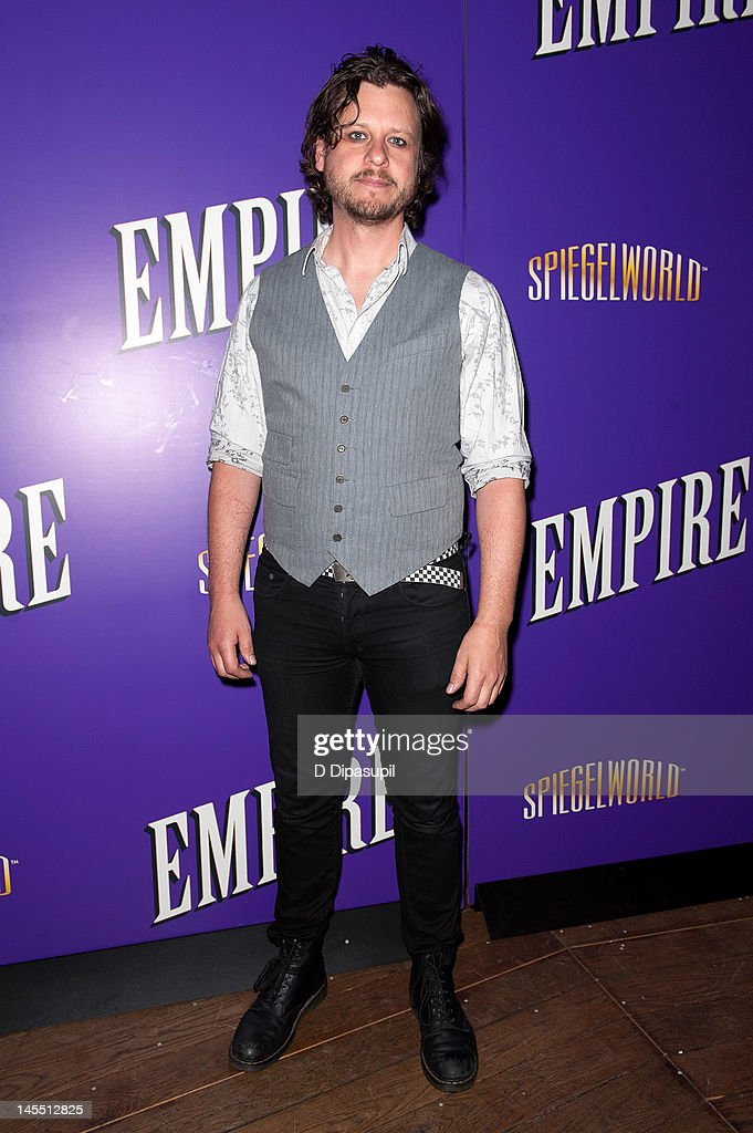 Cast member Martin Hailey attends the 'Empire' Opening Night Curtain Call And After Party at 265 West 45th Street on May 31, 2012 in New York City.